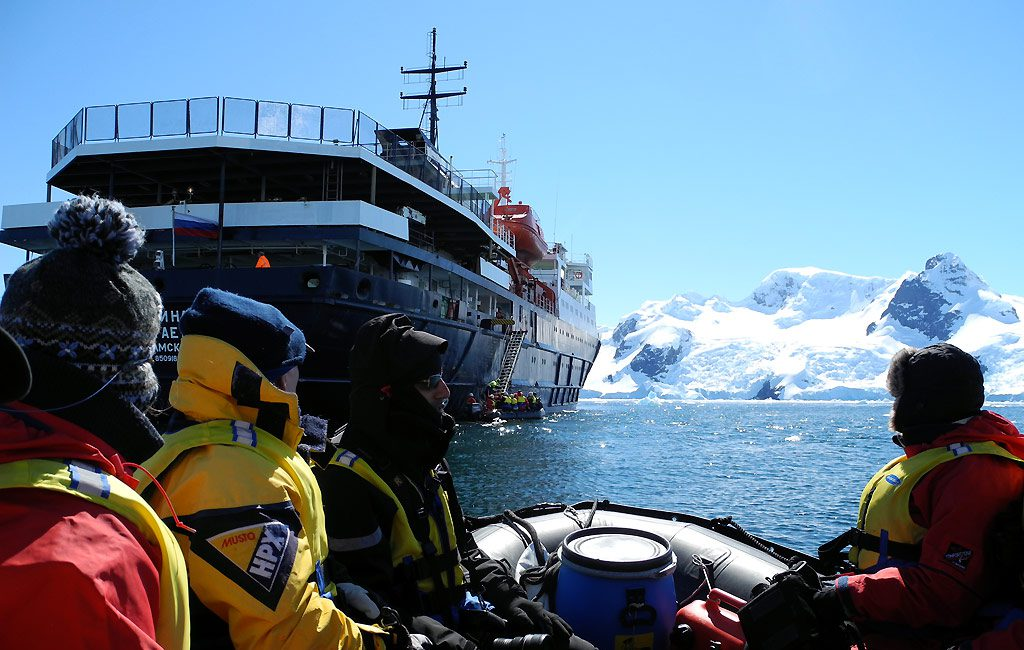 Antarctic Peninsula, Portal Point