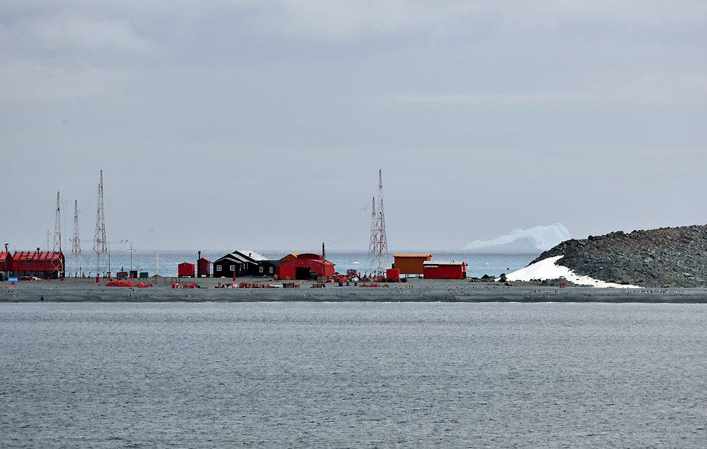 South Orkneys, Orcadas Base