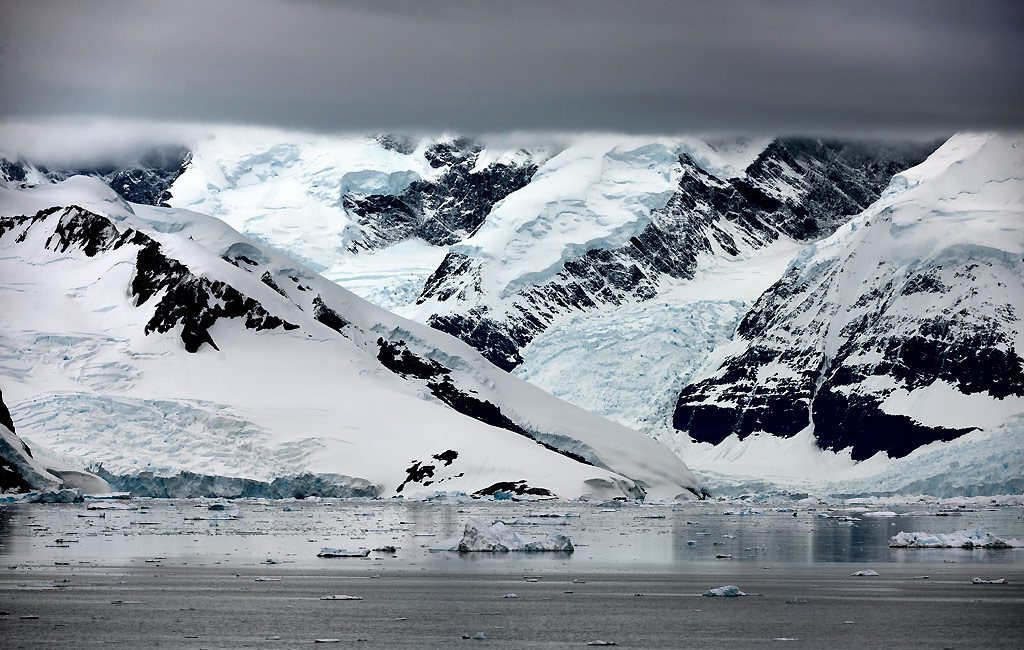 Antarctic Peninsula, Paradise Harbour